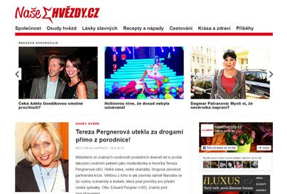 NaseHvezdy.cz