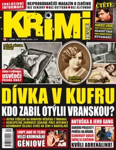 Krimi Revue 1/2015