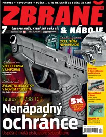Zbraně a náboje 7/2017