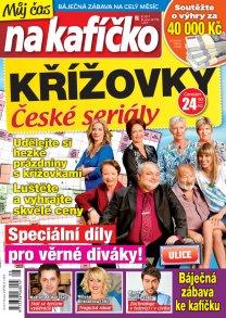 Křížovky České seriály – Můj čas na kafíčko 8/2017