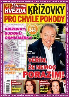 Křížovky Moje šťastná hvězda 1/2016