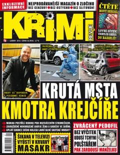 Krimi Revue 1/2016