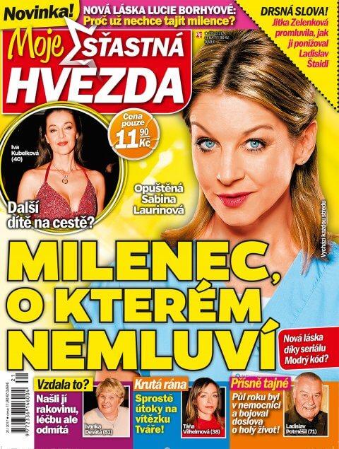 Aktuální číslo časopisu Moje šťastná hvězda