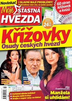 Křížovky Moje šťastná hvězda 3/2015