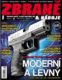 Zbraně a náboje 1/2015