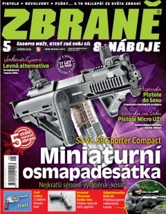 Zbraně a náboje 5/2016