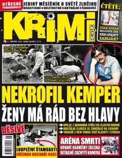 Krimi Revue 6/2016