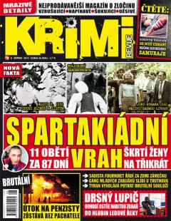 Krimi Revue 8/2015
