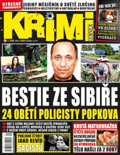 Krimi Revue 9/2014
