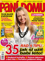 Paní domu 10/2011