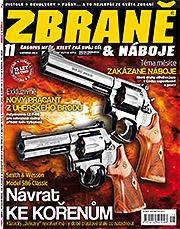 Zbraně a náboje 11/2013