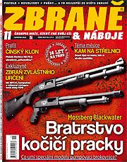Zbraně a náboje 11/2011