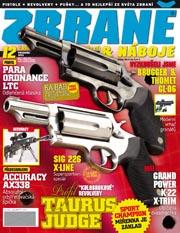 Zbraně a náboje 12/2011