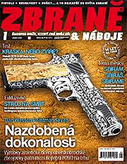 Zbraně a náboje 1/2013