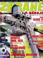 Zbraně a náboje 1/2003
