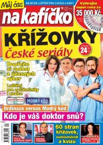 Křížovky České seriály – Můj čas na kafíčko 1/2018