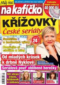 Křížovky České seriály – Můj čas na kafíčko 3/2018