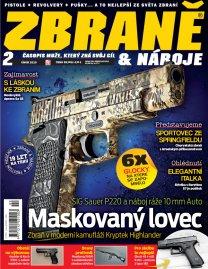 Zbraně a náboje 2/2019