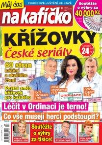 Křížovky České seriály – Můj čas na kafíčko 2/2019