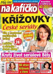 Křížovky České seriály – Můj čas na kafíčko 10/2019