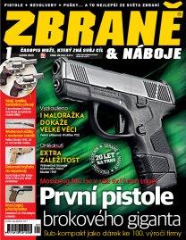 Zbraně a náboje 1/2020