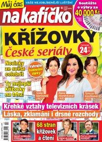 Křížovky České seriály – Můj čas na kafíčko 2/2020