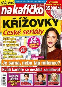 Křížovky České seriály – Můj čas na kafíčko 3/2020