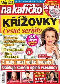 Křížovky České seriály – Můj čas na kafíčko 5/2020