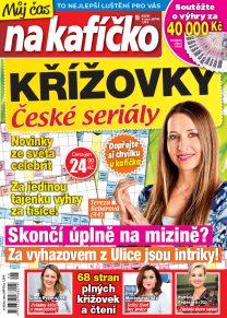 Křížovky České seriály – Můj čas na kafíčko 6/2020