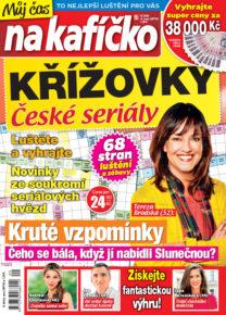 Křížovky České seriály – Můj čas na kafíčko 9/2020
