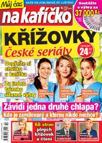 Křížovky České seriály – Můj čas na kafíčko 10/2020