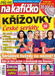 Křížovky České seriály – Můj čas na kafíčko 11/2020