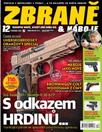 Zbraně a náboje 12/2020