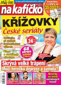 Křížovky České seriály – Můj čas na kafíčko 12/2020
