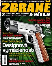 Zbraně a náboje 2/2013