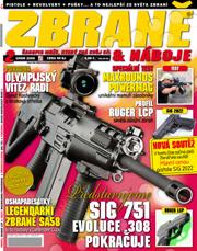 Zbraně a náboje 2/2009
