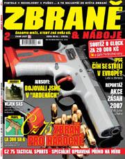 Zbraně a náboje 2/2008
