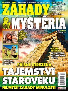 Časopis Záhady a mystéria