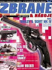 Zbraně a náboje 3/2003