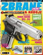 Zbraně a náboje 3/2007