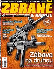Zbraně a náboje 4/2013
