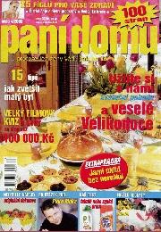 Paní domu 4/2003