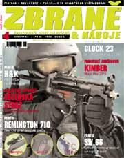 Zbraně a náboje 4/2004