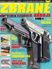 Zbraně a náboje 11/2005
