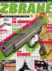 Zbraně a náboje 5/2003