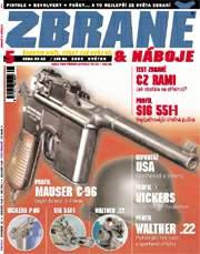 Zbraně a náboje 5/2004