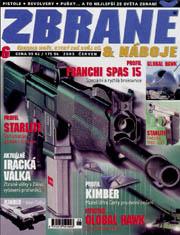 Zbraně a náboje 6/2003