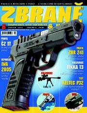 Zbraně a náboje 6/2005