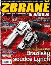 Zbraně a náboje 7/2013