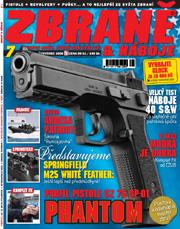 Zbraně a náboje 7/2008